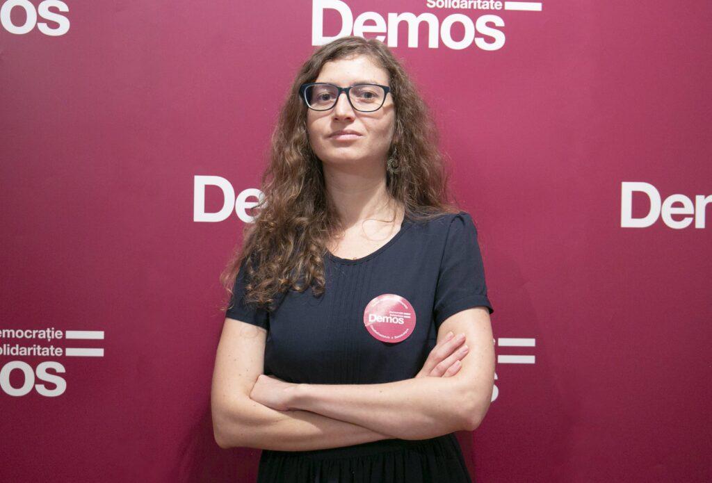 Amalia Epure - Alegeri Locale Bucuresti 2020
